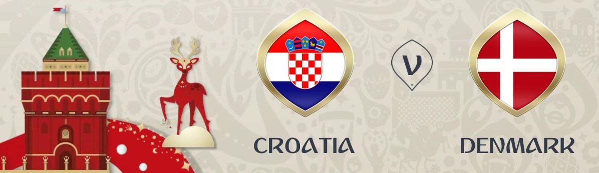 Обложка на матч Хорватия - Дания