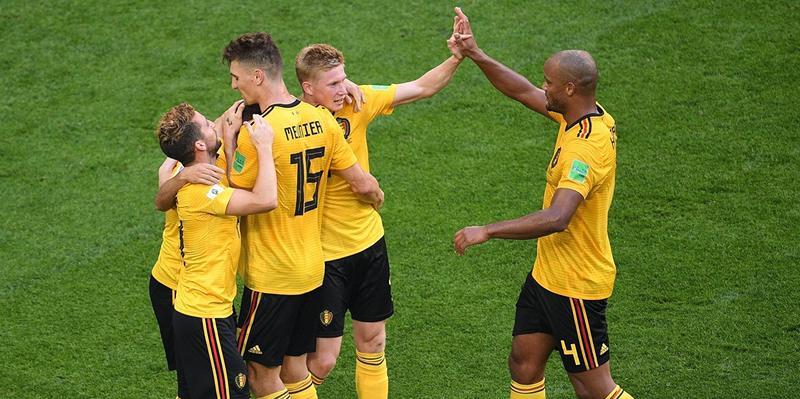 Бельгия пебедила АНглию в матче за третье место на ЧМ-2018 по футболу