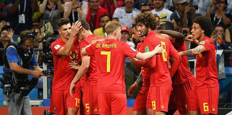 Бельгия победила Бразилию на ЧМ-2018