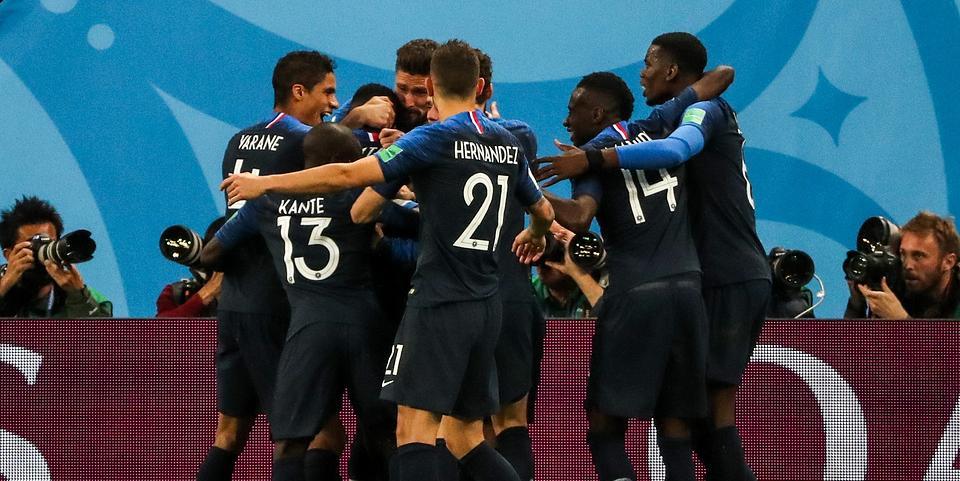 Франция побеждает Бельгию в полуфинале ЧМ-2018