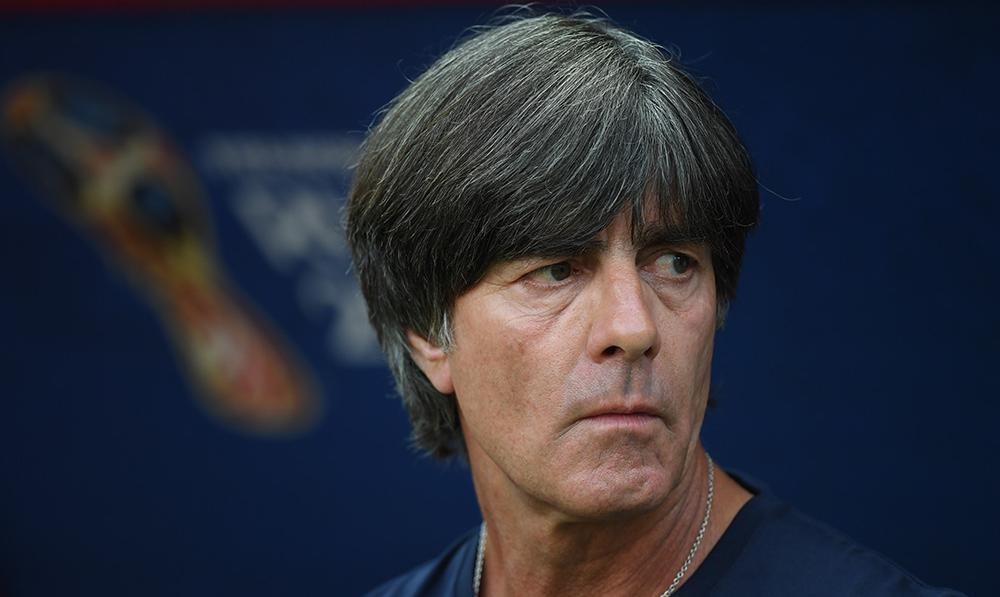 Йоахим Лёв остаётся в сборной Германии